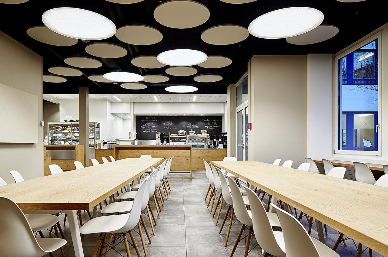 2014 – Staff Cafeteria