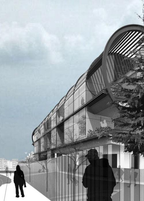 2009 – La casa leggera